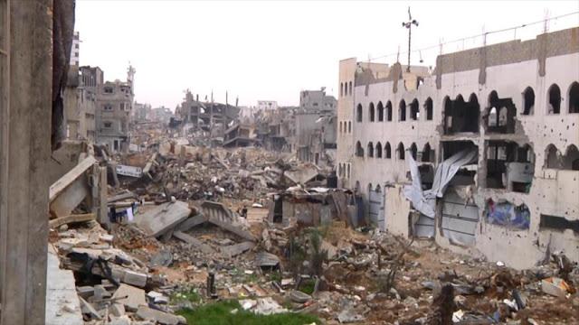 ONU: Franja de Gaza está a punto de ser inhabitable