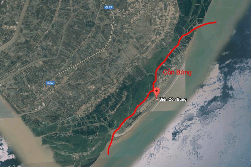 Sông Cồn Bửng