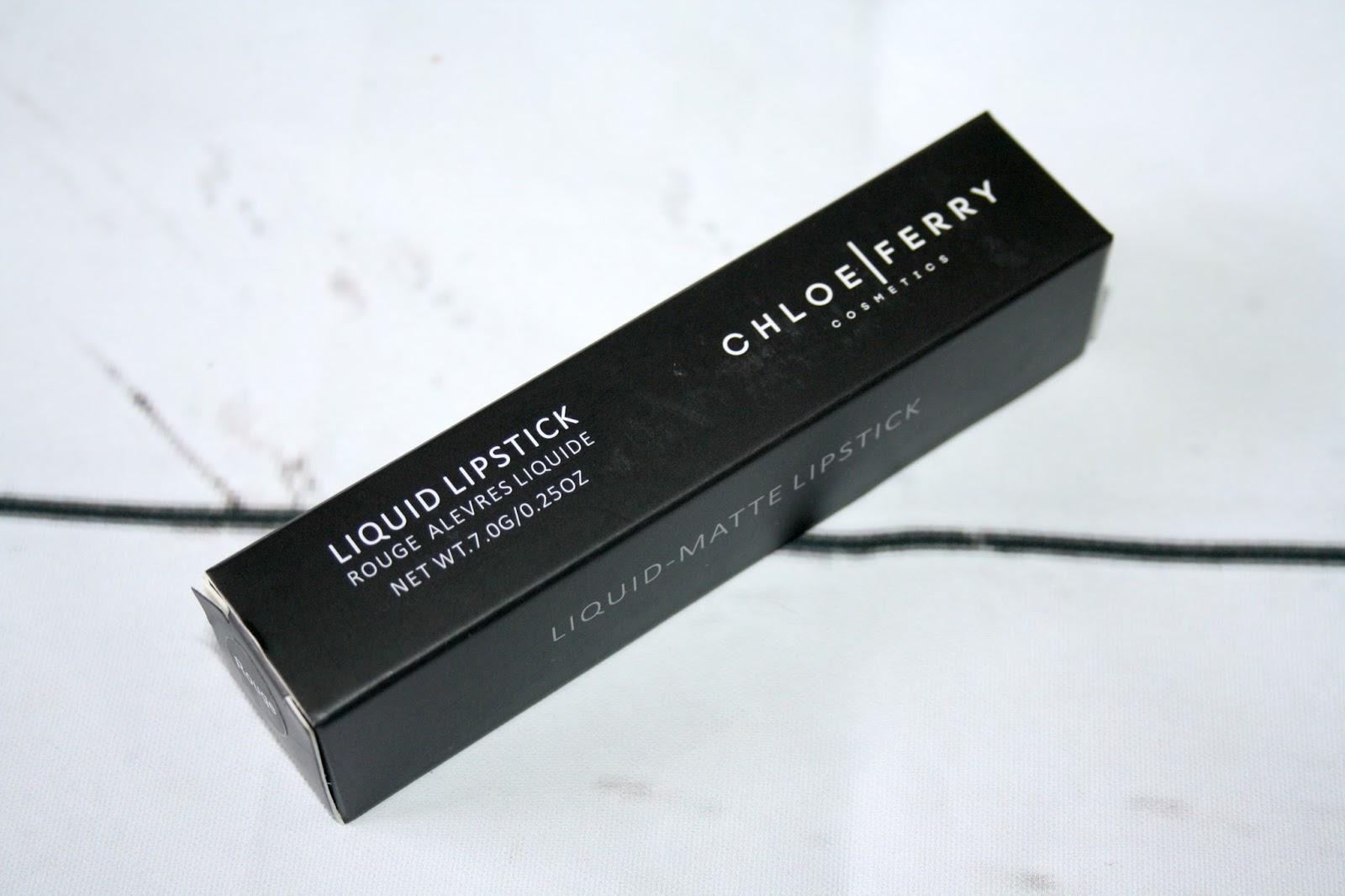 Chloe Ferry Matte Lipstick | Beauty Queen UK | Bloglovin'