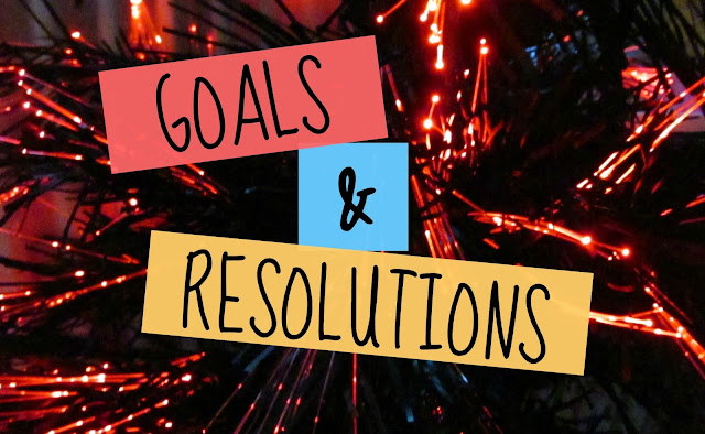 2016 Goals and Resolutions