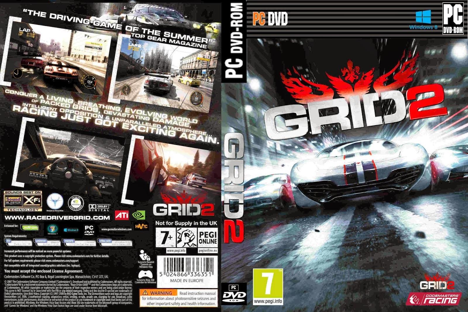 Crack Grid 2