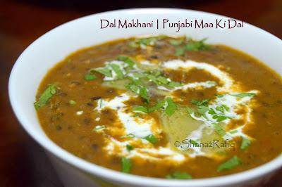 Dal Makhani | Punjabi Maa Ki Dal