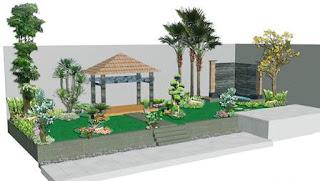 Desain Taman Surabaya - tukngtamansurabaya 38