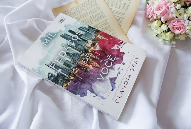 [RESENHA] Mil Pedaços de Você, Claudia Gray (Harper Collins)