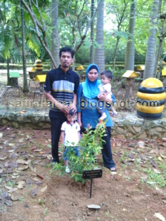 Program Raikan Cinta Di Taman Seribu Bunga