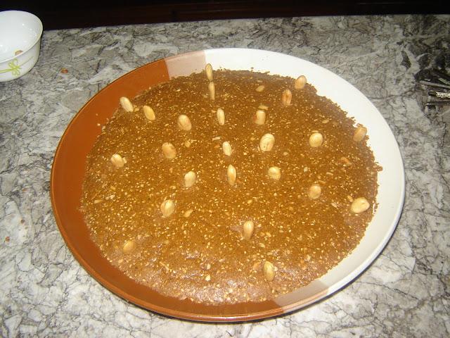 Ramadan w Maroku ciastka