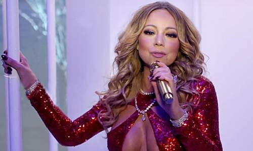 Góc khuất cuộc đời Mariah Carey sau ánh hào quang