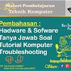 Materi Pembelajaran Teknik Komputer Lengkap