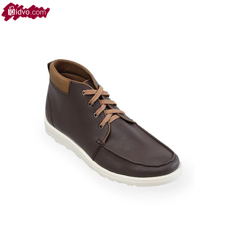 Sepatu Boat Mens Republic Heady - Coffee