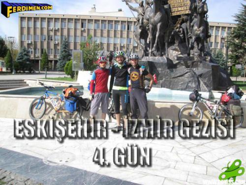 2014/10/07 Frig & Lidya Turu 4. Gün (Uşak - Manisa/Salihli)