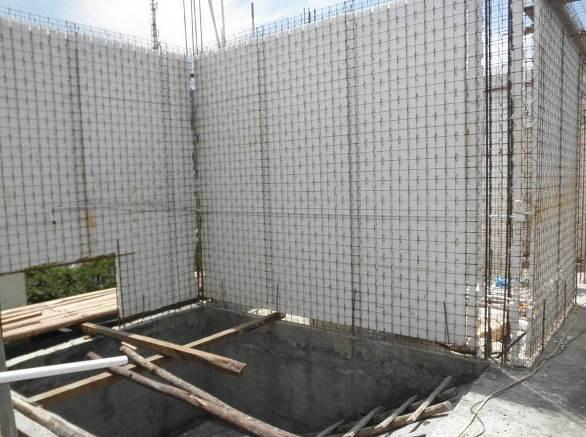 Tường cải tạo panel