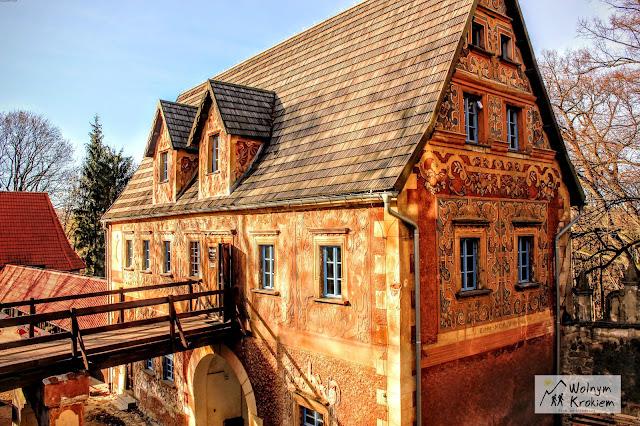 Zamek Grodno Baszta