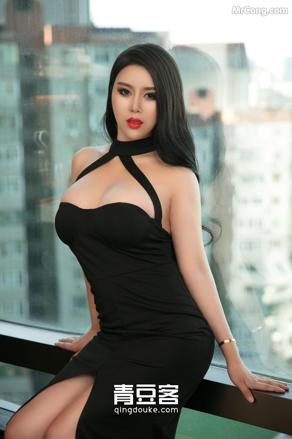Image QingDouKe-2017-11-05-Ke-Rui-Na-MrCong.com-010 in post QingDouKe 2017-11-05: Người mẫu Ke Rui Na (可蕊娜) (48 ảnh)