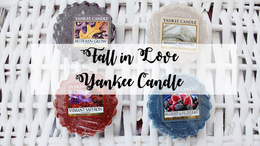 Recenzja wosków Fall in Love Yankee Candle I candleonline.pl
