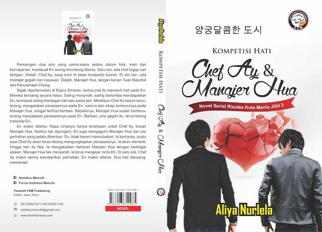 Novel Inspiratif yang Mengajarkan Resep Masakan, Cara Memasak, Mengenal Parfum dan Menjalin Cinta