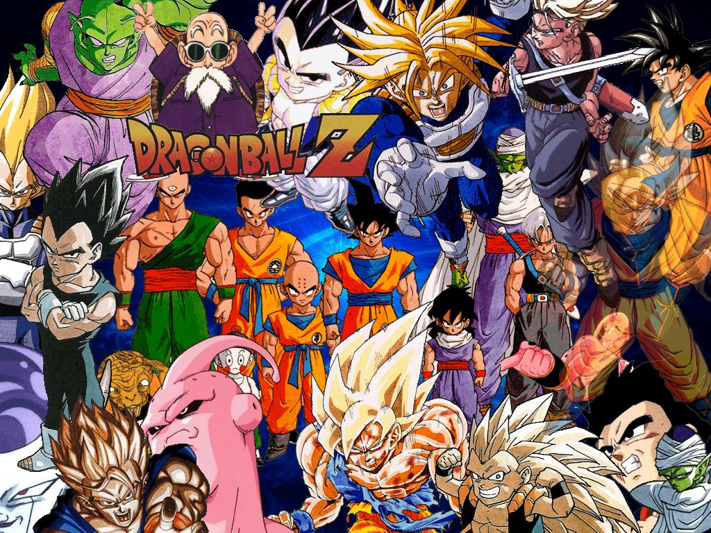 Dibujos De Goku Dragonball Z Para
