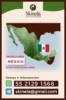 Skinela en México