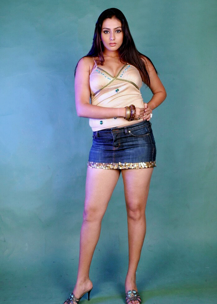 Namitha Kapoor's Great Legs And Feet