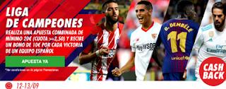 circus promocion champions 10 euros victoria españoles 12-13 septiembre