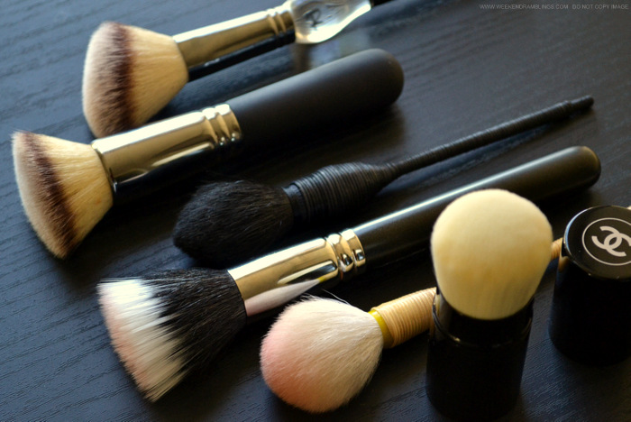 How To Find Choose Good Cheap Makeup Brushes Natural Hair Synthetic Cruelty Free Fibers Indian