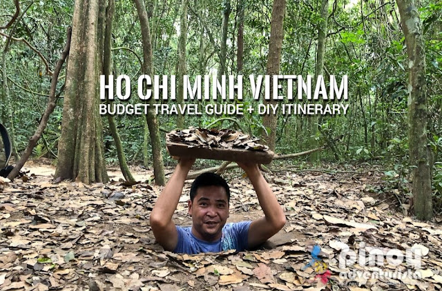 NEW UPDATED Ho Chi Minh Travel Guide Blogs 2020 Saigon Vietnam DIY Itineray and Budget