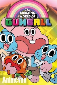 Thế Giới Kì Diệu của Gumball - Hoạt Hình Thế Giới Kì Diệu của Gumball 2013 Poster