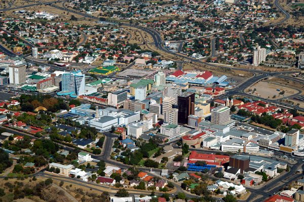 Windhoek, Capital da Namíbia