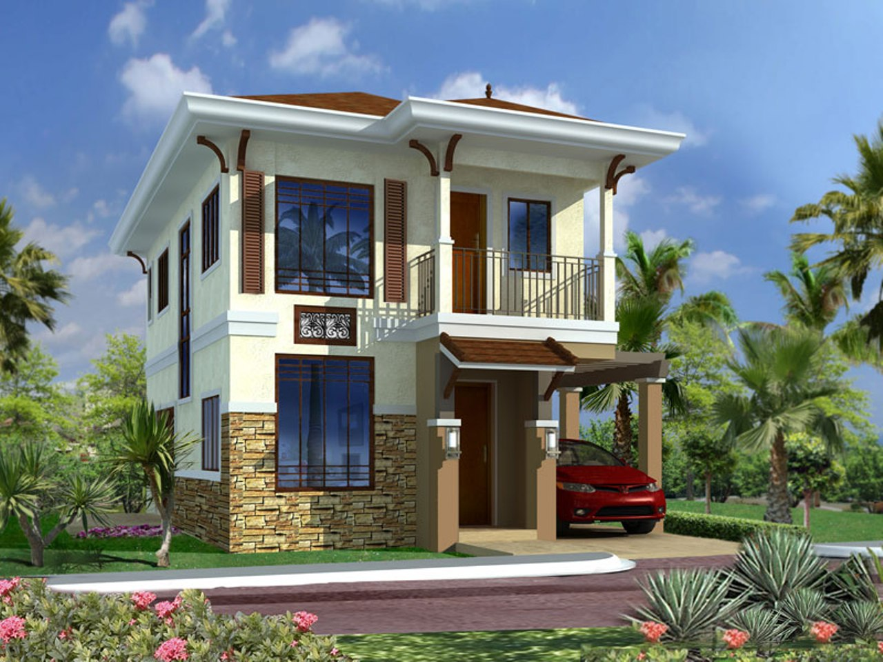 Imagenes de casas modernas planos de casas modernas for Jazzghost casas modernas 9