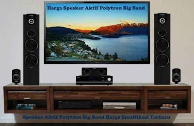 Harga Speaker Polytron