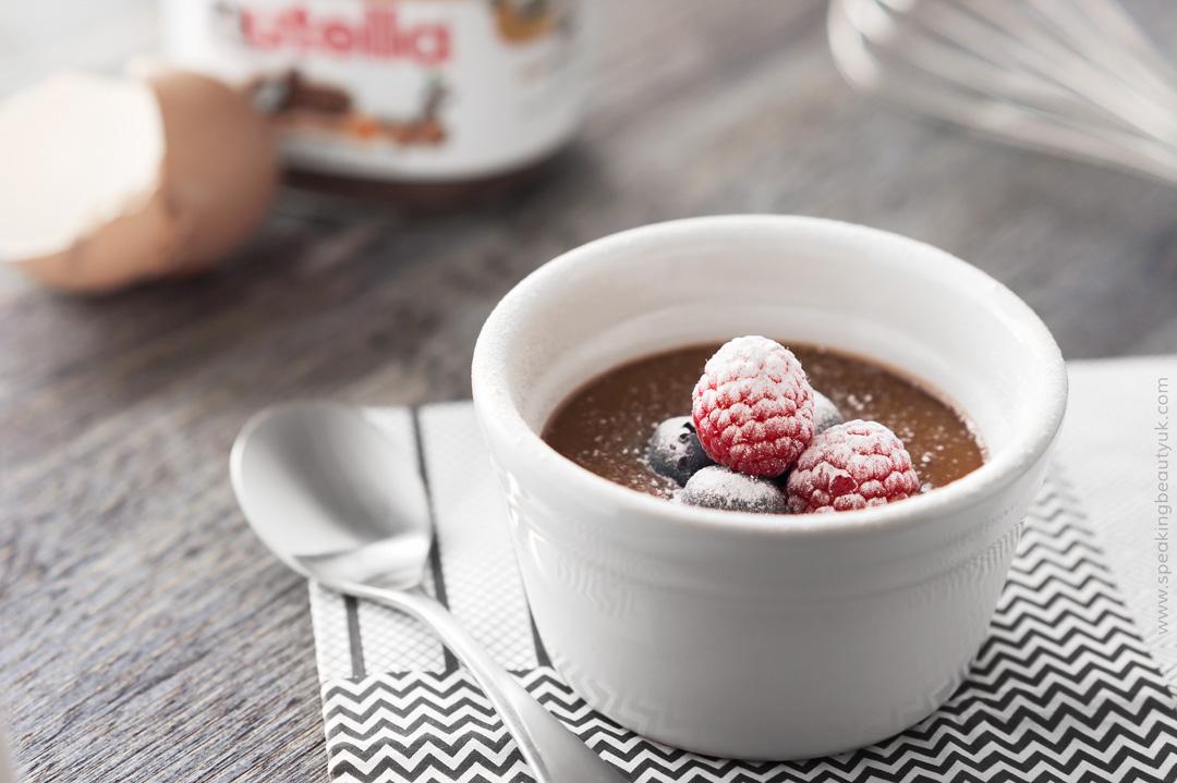 Nutella Dessert Recipe, Creams With Nutella