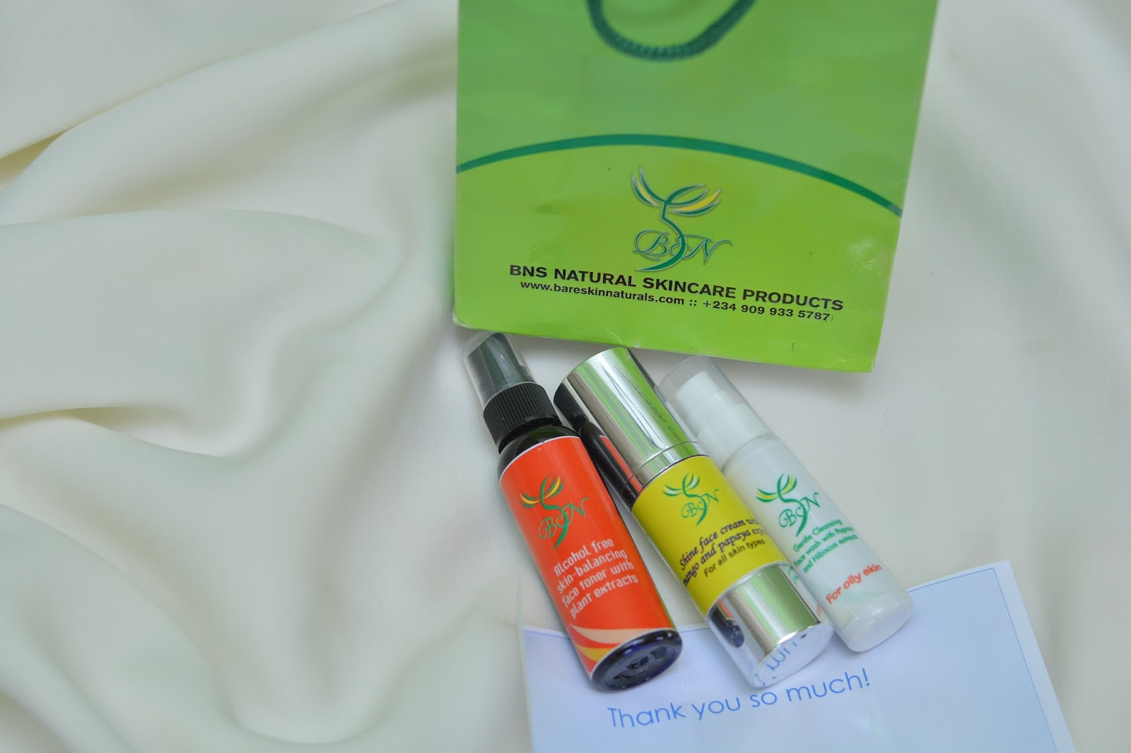 Bare Skin Naturals skin care company