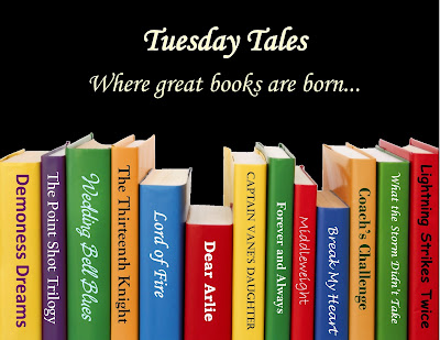 "TUESDAY TALES - WORD PROMPT ""SUDDENLY"""
