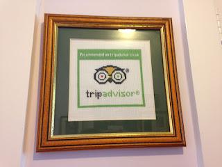 Tripadvisor sign in cross-stitch