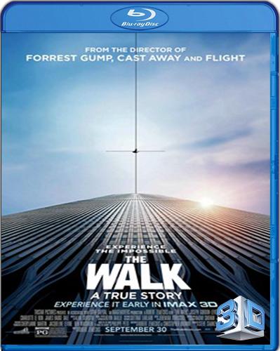 The Walk [2015] [BD50] [Latino] [3D]