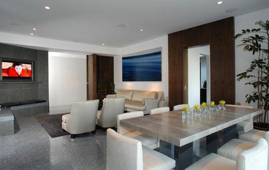 Empresa peru apartamento con dise o de la naturaleza for Lujo interiores minimalistas