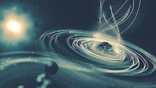 """""""Agujero negro molecular"""" creado por el láser de rayos X más potente del mundo"""