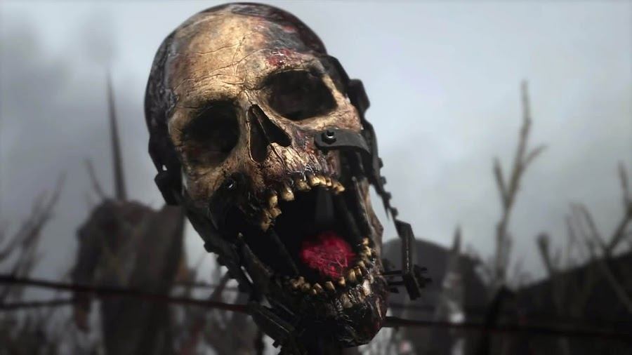 call of duty wwii nazi zombies ps4