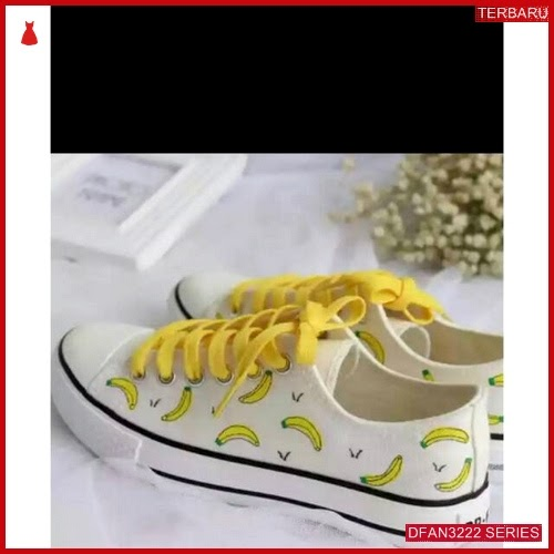 DFAN3222S28 Sepatu Dw 11 Sepatu Wanita Banana Sneakers BMGShop