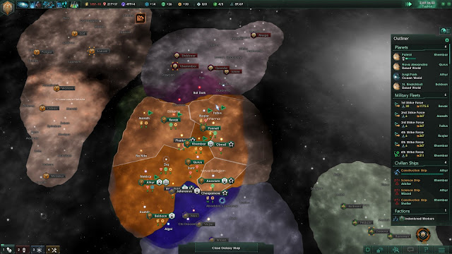 Review – Stellaris planets