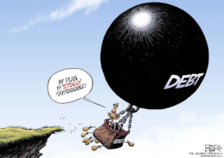 debt disaster