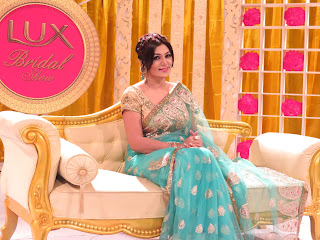 Sharmin Lucky In Lux Beauty Show