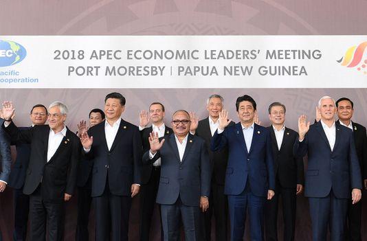 """""""العالم كله قلق"""" بعد قمة التجارة الآسيوي الهادئ"""