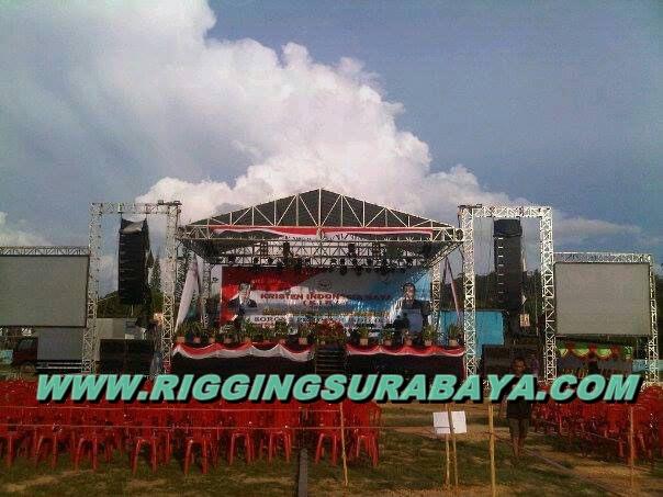 Jual Rigging Stage Papua