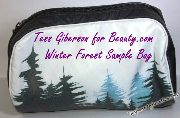 Tess Giberson for Beauty.com 2014 Winter Forest Bag