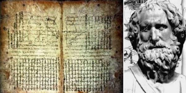 William Noe: Αποκαλύπτοντας τον χαμένο κώδικα του Αρχιμήδη