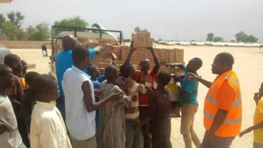 UK Gives Nigeria 16 Million Pounds For Education Of IDPs In The Northeast