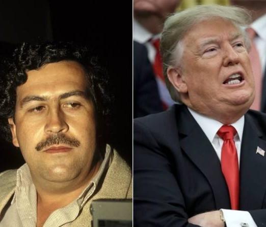 Pablo Escobar's brother is raising money to impeach Donald Trump