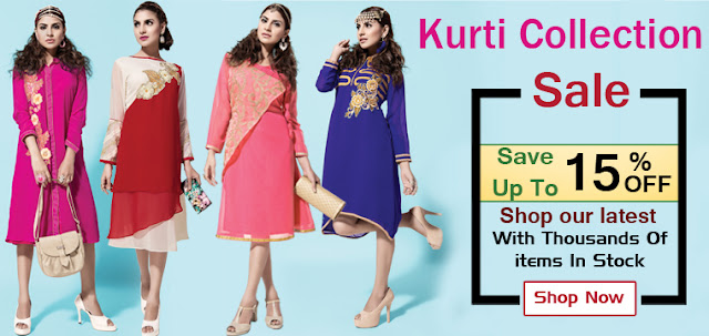 Heavy work designer long anarkali party wear kurtis tunics dresses online shopping collection with discount offer sale at pavitraa.in