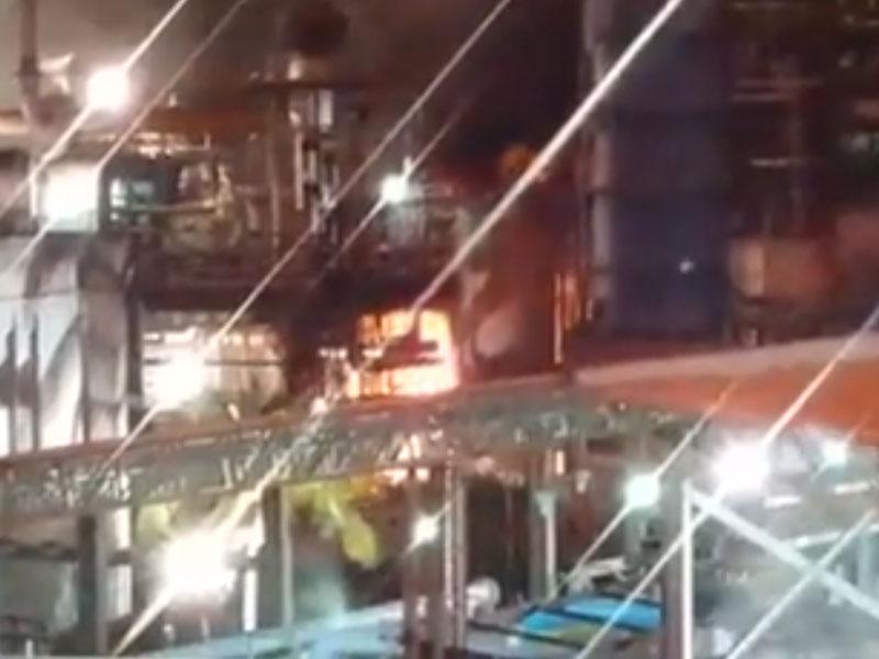Incendios en la Refinería de Barrancabermeja hacen urgente el Plan de Modernización