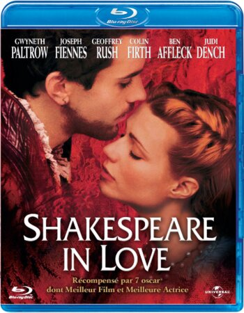 Shakespeare In Love (1998) Dual Audio Hindi 720p BluRay 750MB ESubs Movie Download